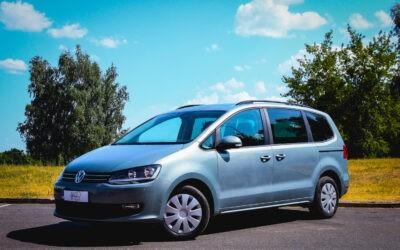 VW Sharan 2011.gada [Tikko ievests] 7 vietas
