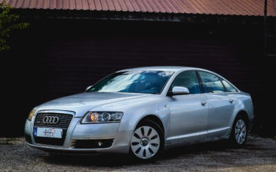 Audi A6 2004.gada