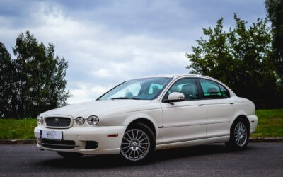 Jaguar X-type 2008.gada [Tikko ievests]