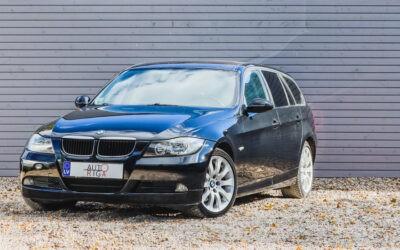 BMW 318 2007.gada