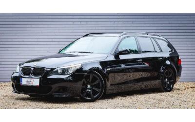 BMW 525 2005. gada