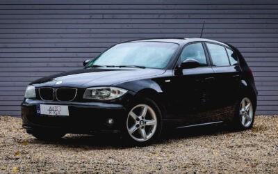 BMW 116 2004. gada