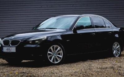 BMW 525 2004.gada