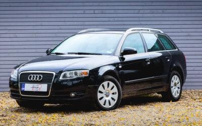 AUDI A4 2005. gada