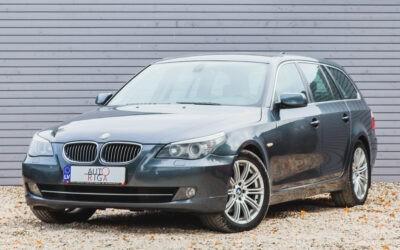 BMW 525 2007. gada