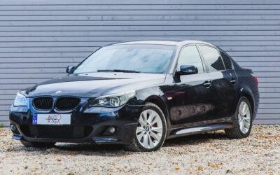 BMW 535 2006.gada