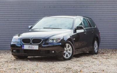 BMW 525 2004. gada