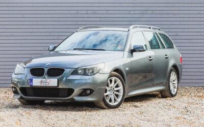 BMW 520 2006.gada