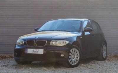 BMW 116 2006.gada