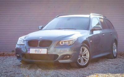 BMW 520 2008.gada
